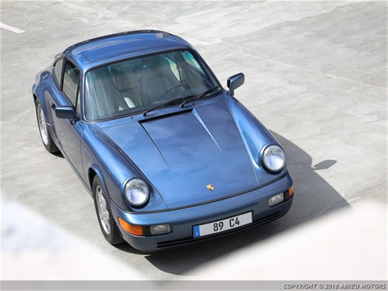 1989 Porsche 911 Carrera for sale in Carmel, IN – photo 36