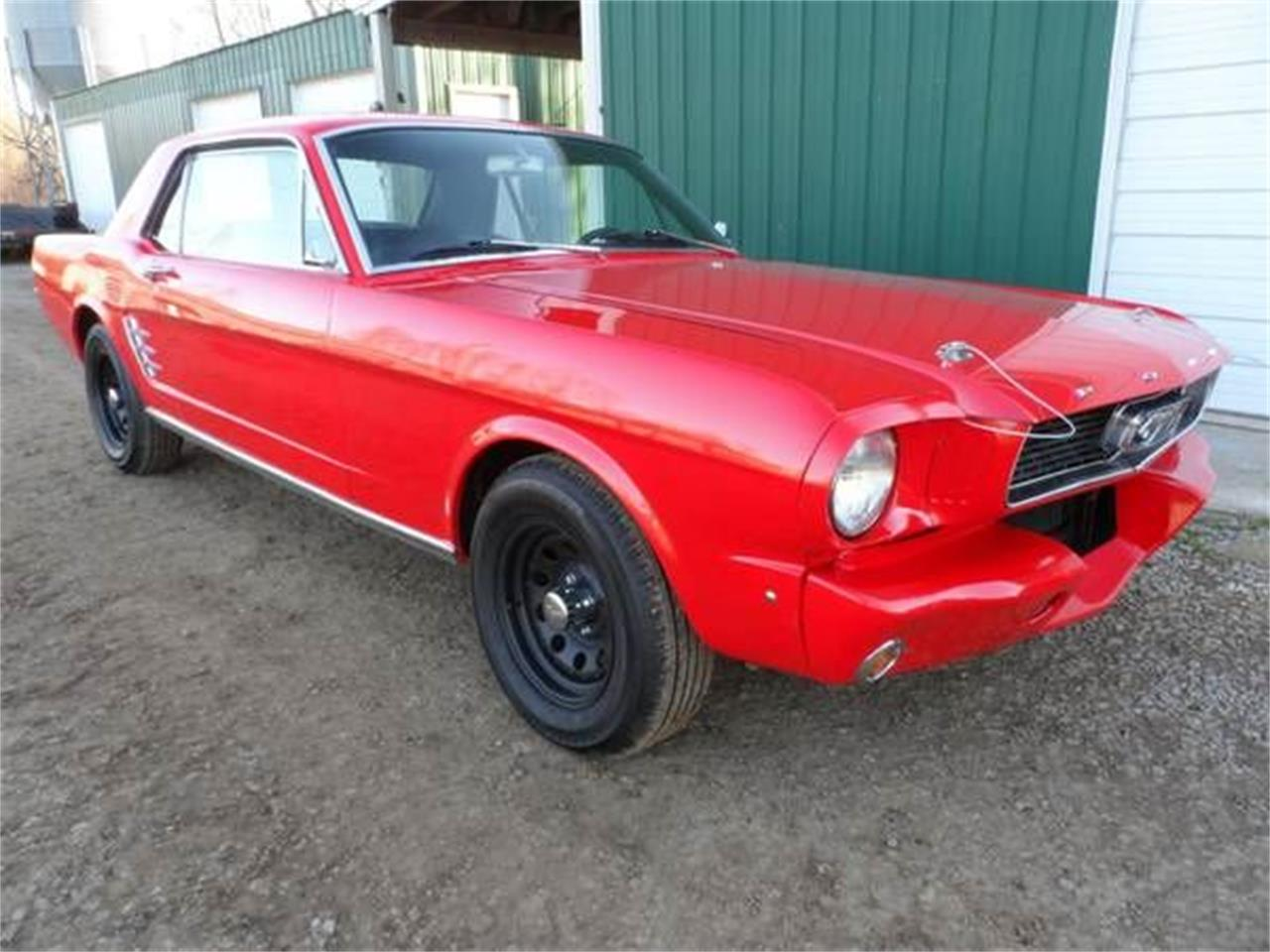 1966 Ford Mustang for sale in Cadillac, MI – photo 12