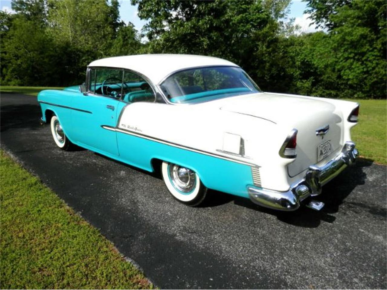 1955 Chevrolet Bel Air for sale in Cadillac, MI – photo 9