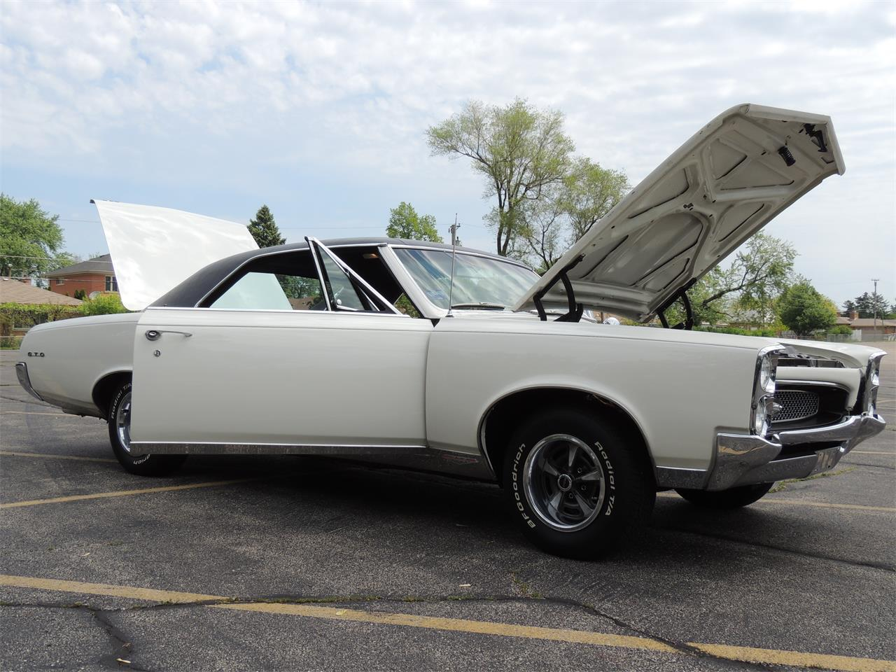 1967 Pontiac GTO for sale in Chicago, IL – photo 26