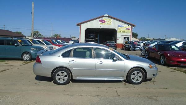 09 chevy impala LT 97,000 miles clean car $5500 **Call Us Today For... for sale in Waterloo, IA