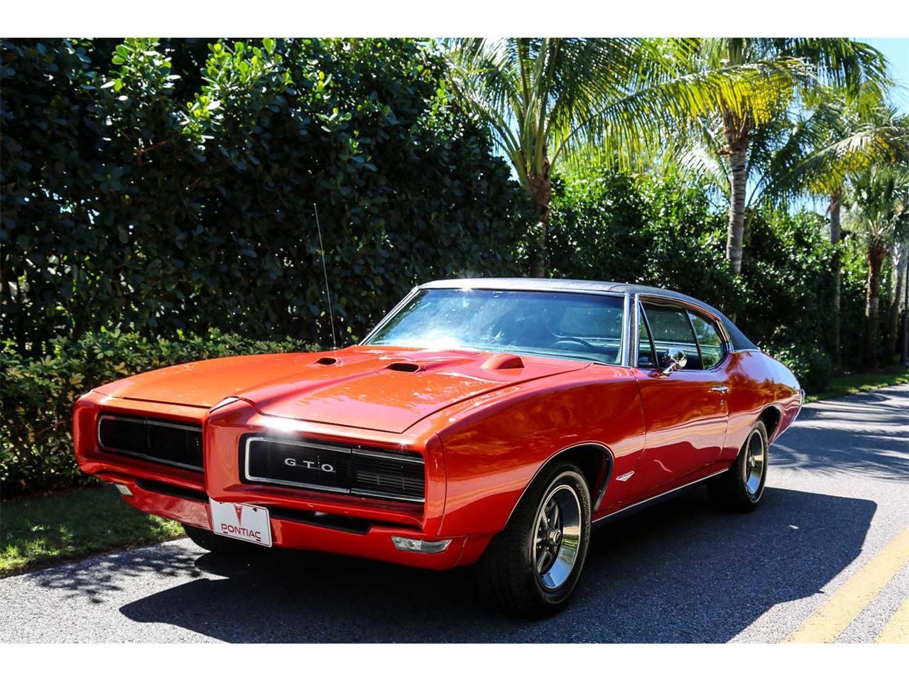 1968 Pontiac GTO for sale in Fort Myers, FL – photo 29