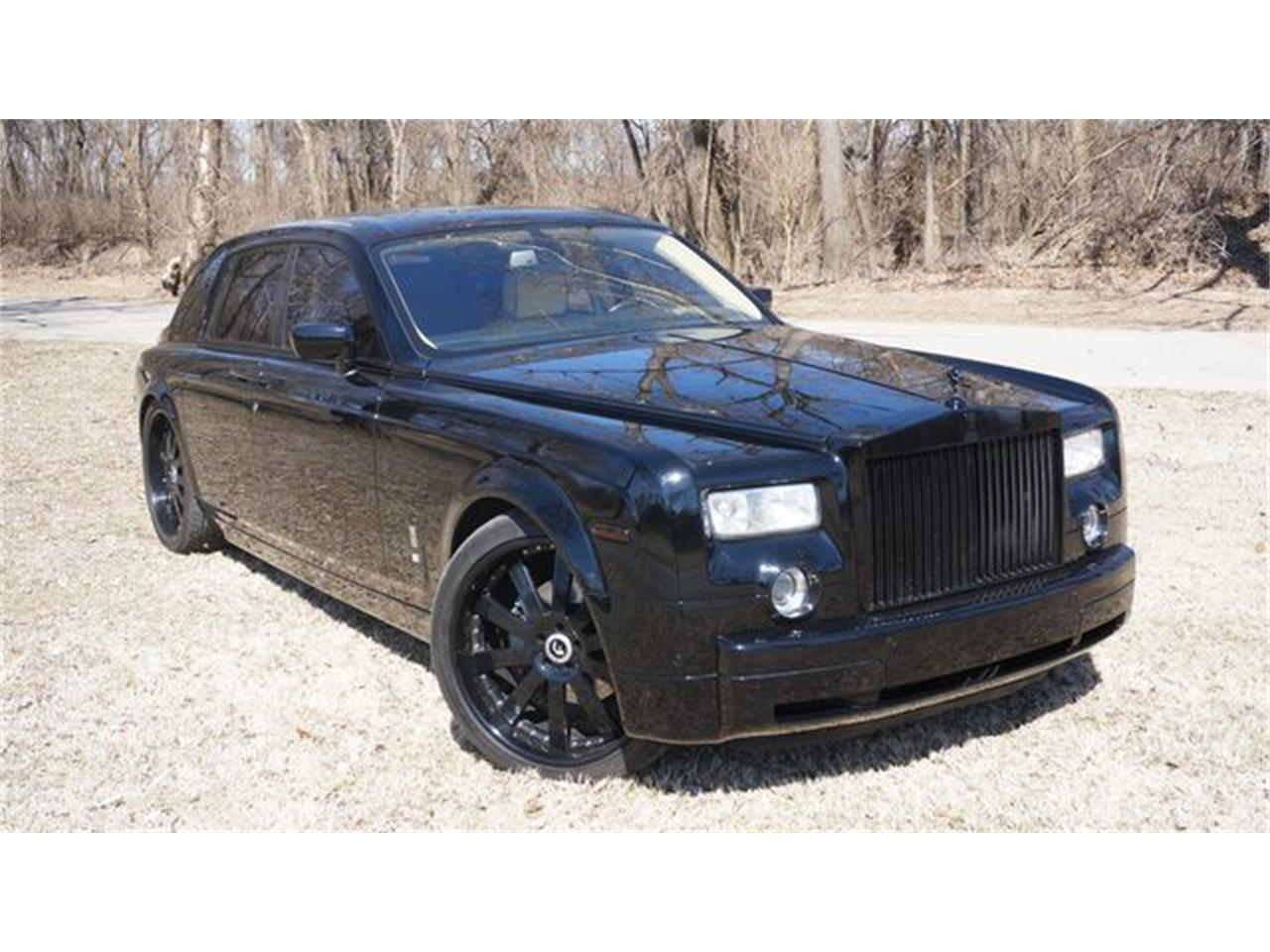 2006 Rolls-Royce Phantom for sale in Valley Park, MO – photo 7