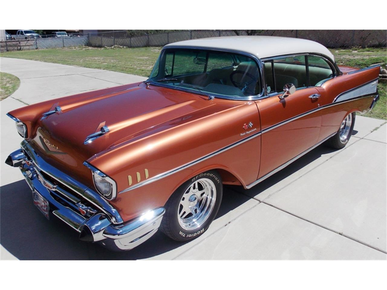 1957 Chevrolet Bel Air for sale in Tucson, AZ – photo 37