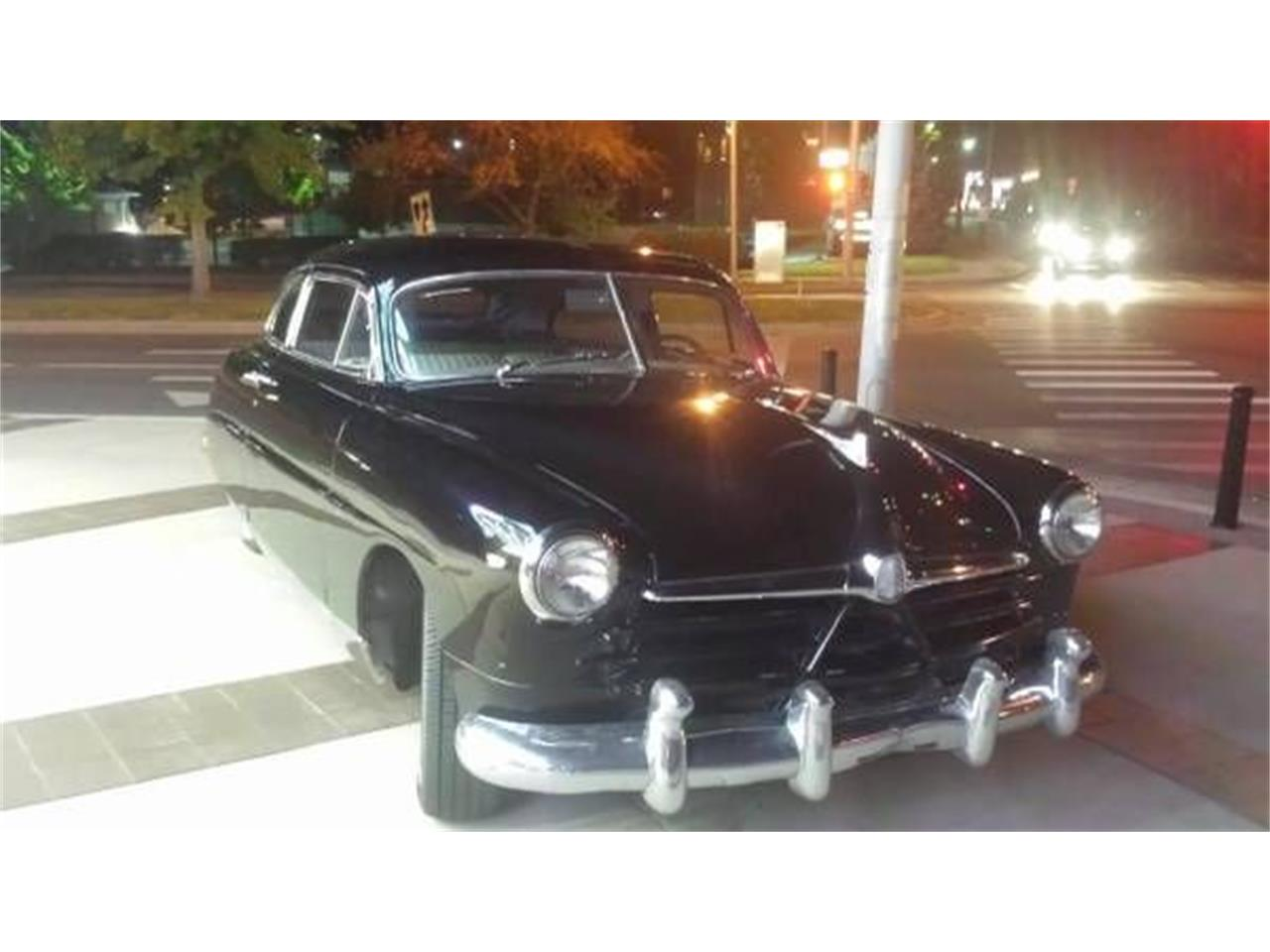 1950 Hudson 2-Dr Coupe for sale in Cadillac, MI