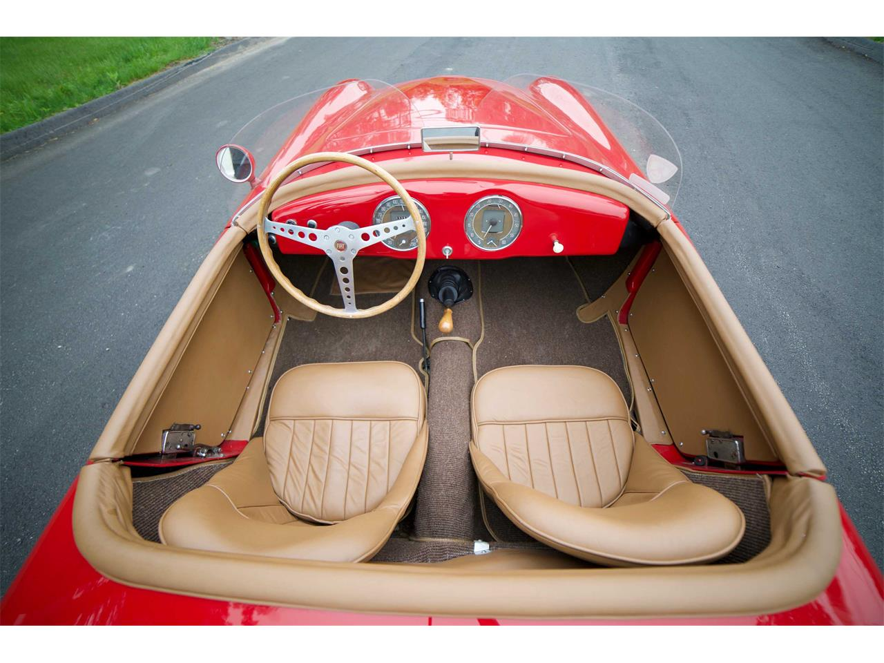 1951 Fiat Stanga Barchetta for sale in Westport, CT – photo 9