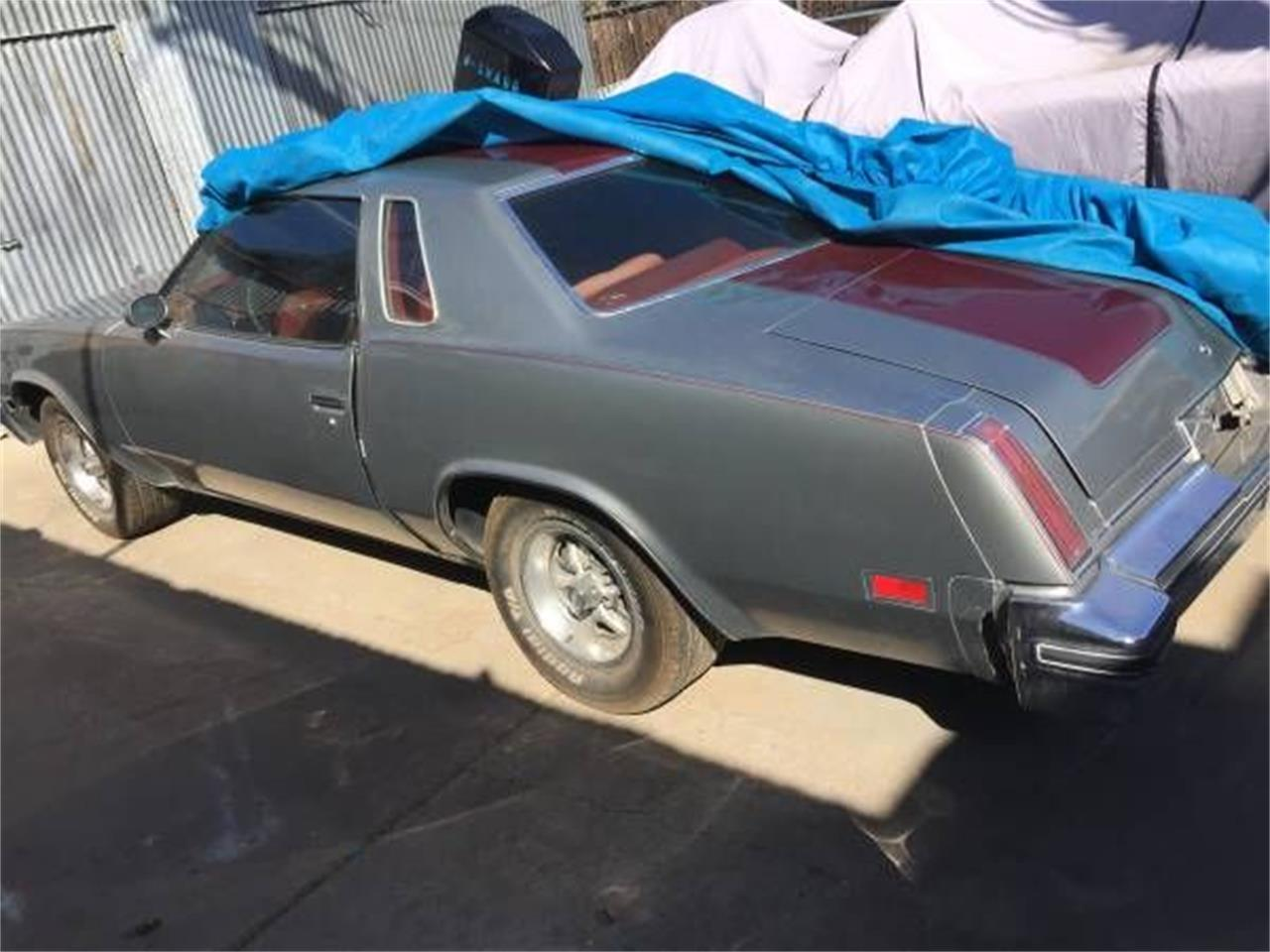 1977 Oldsmobile Cutlass for sale in Cadillac, MI