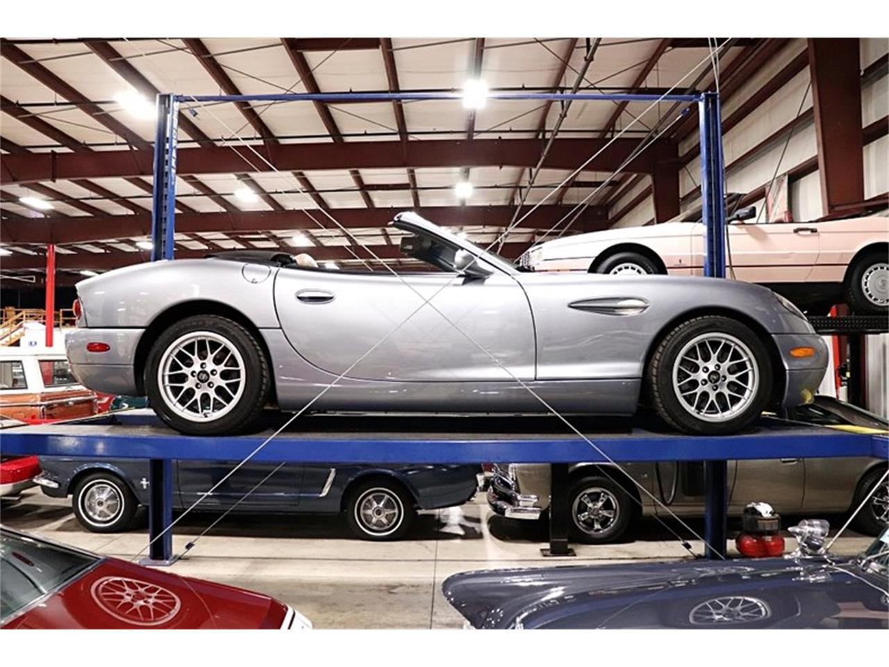 2001 Panoz Esperante for sale in Kentwood, MI – photo 83