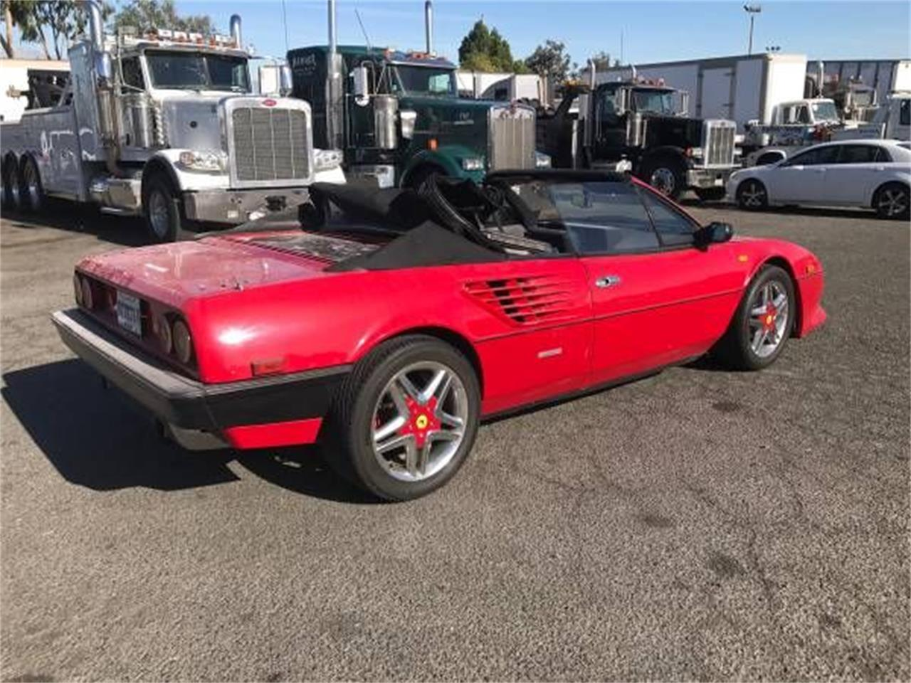 1985 Ferrari Mondial for sale in Cadillac, MI