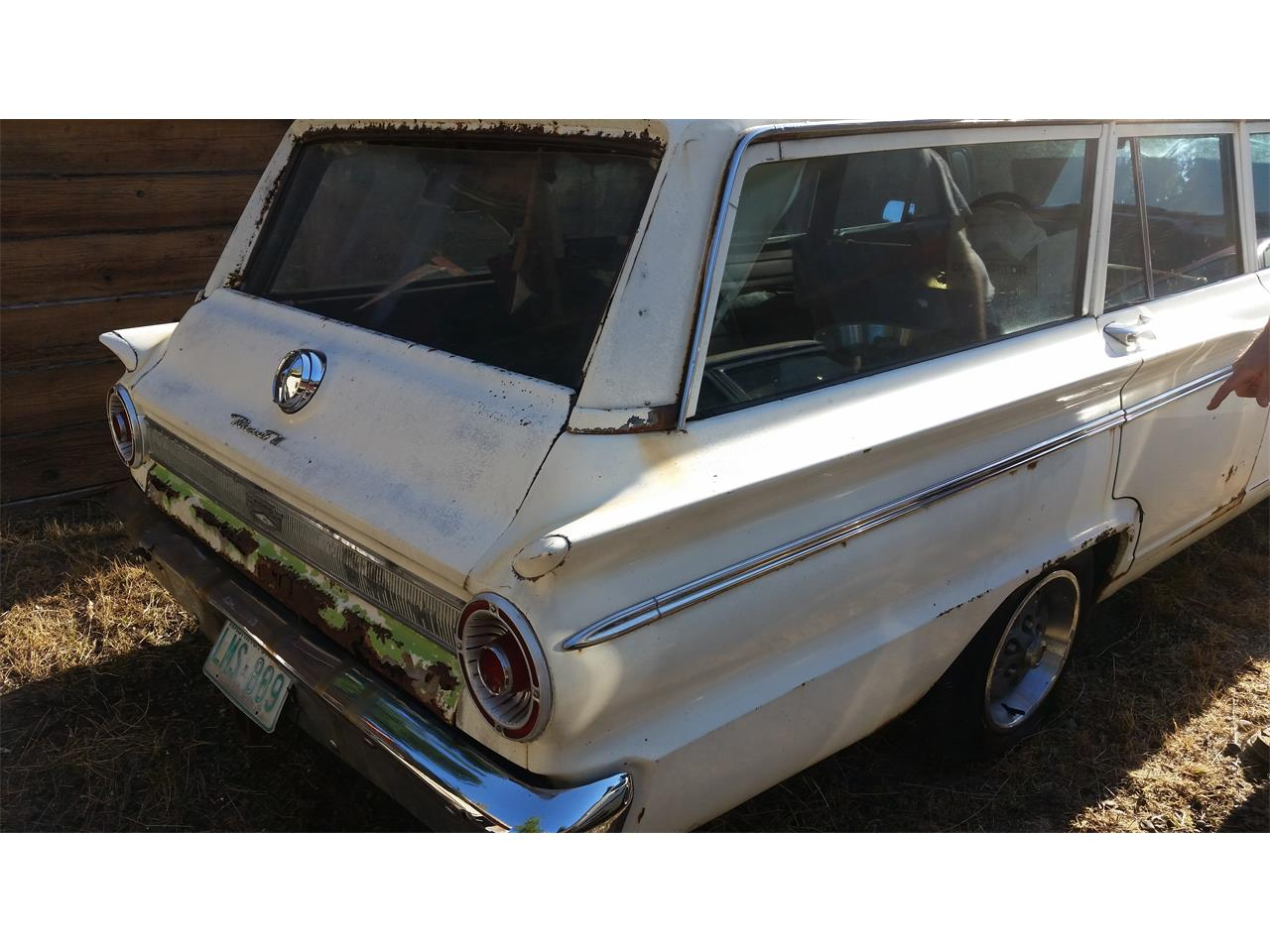 1963 Ford Ranch Wagon for sale in Carnation, WA – photo 10