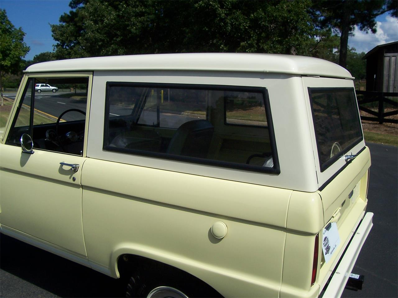 1966 Ford Bronco for sale in Alpharetta, GA – photo 19