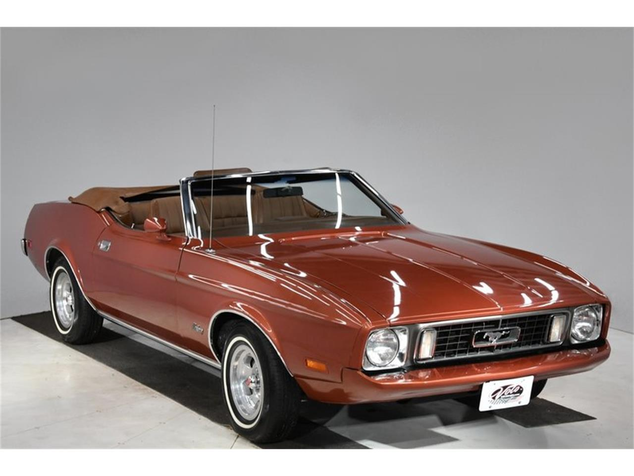 1973 Ford Mustang for sale in Volo, IL – photo 79