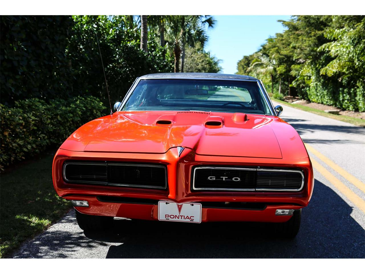 1968 Pontiac GTO for sale in Fort Myers, FL – photo 31