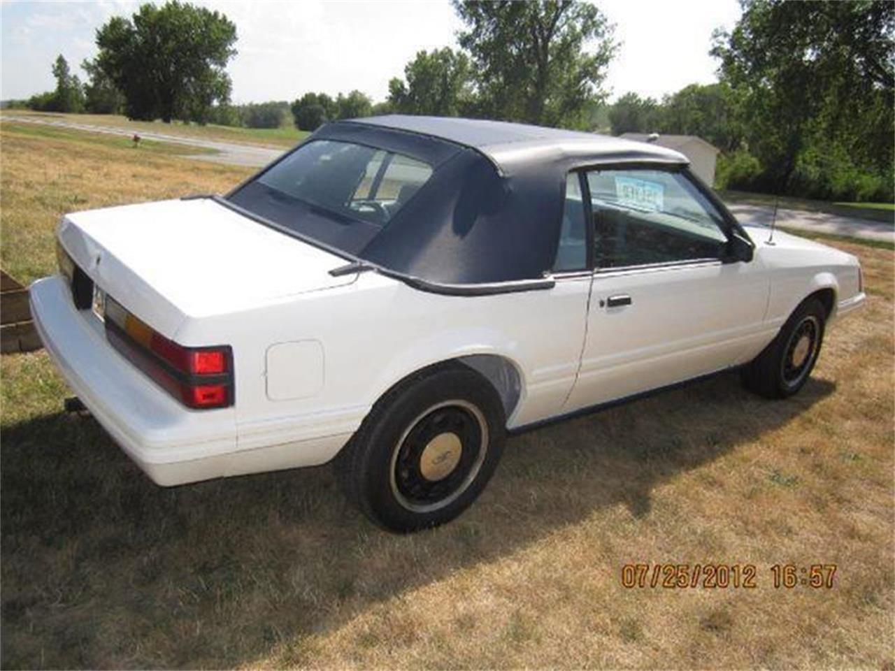 1983 Ford Mustang for sale in Shenandoah, IA – photo 4
