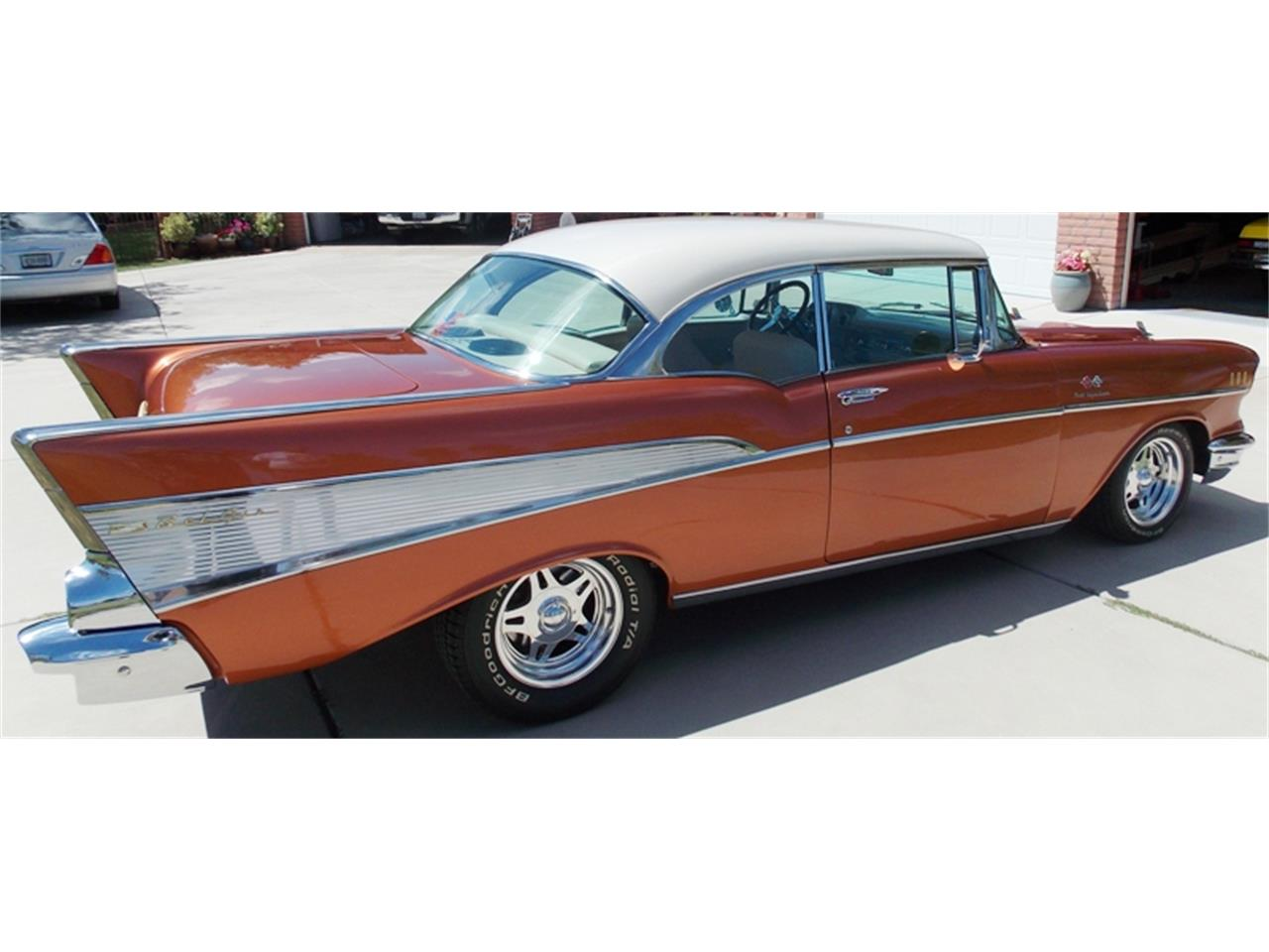 1957 Chevrolet Bel Air for sale in Tucson, AZ – photo 40