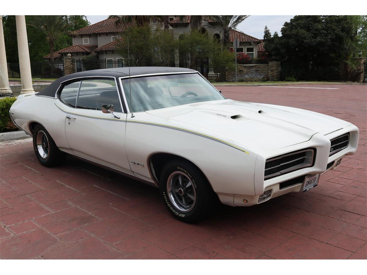 1969 Pontiac GTO for sale in Conroe, TX