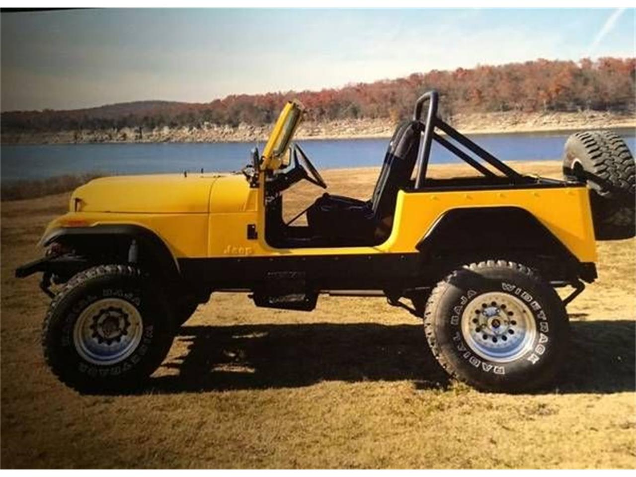 1978 Jeep CJ7 for sale in Cadillac, MI – photo 2