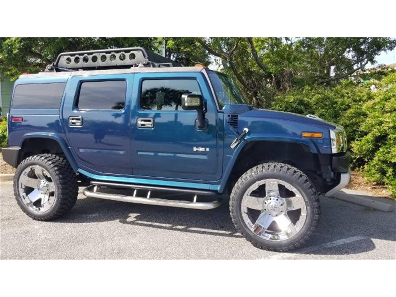 2008 Hummer H2 for sale in Cadillac, MI