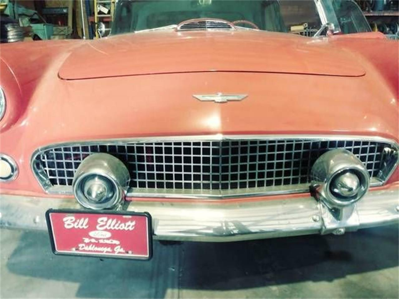 1956 Ford Thunderbird for sale in Cadillac, MI – photo 9