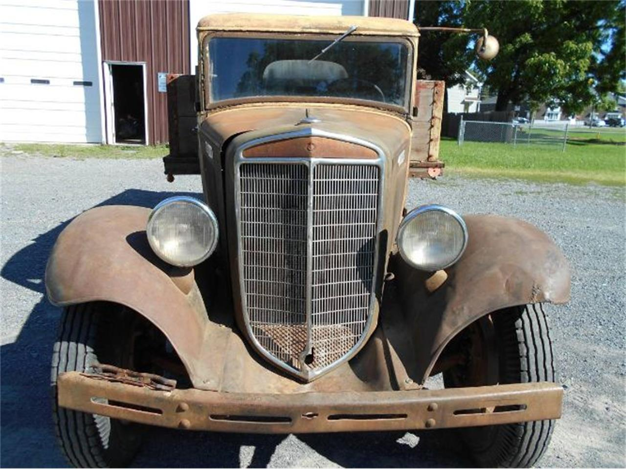 1936 International Pickup for sale in Cadillac, MI – photo 3