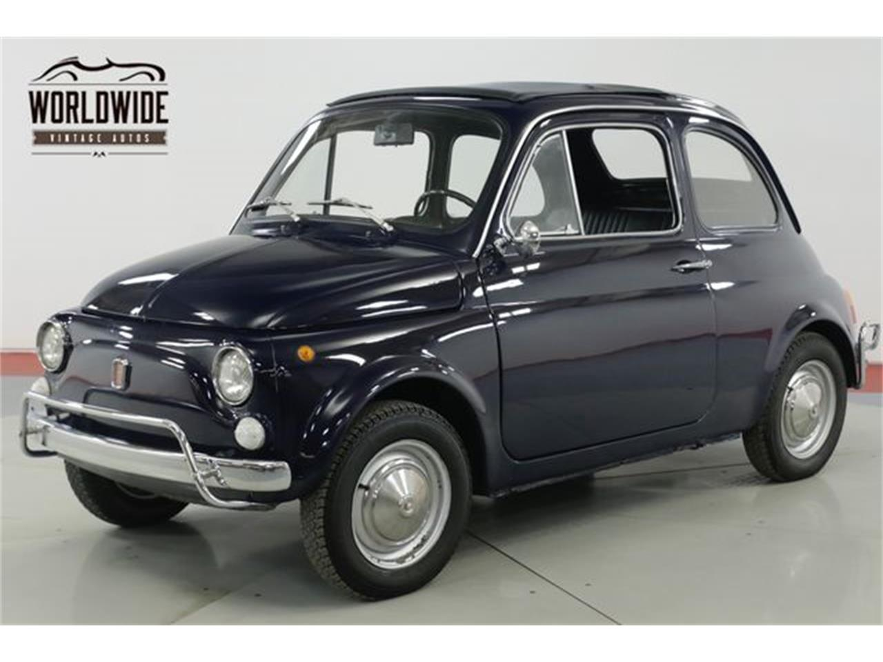 1971 Fiat 500L for sale in Denver , CO – photo 4