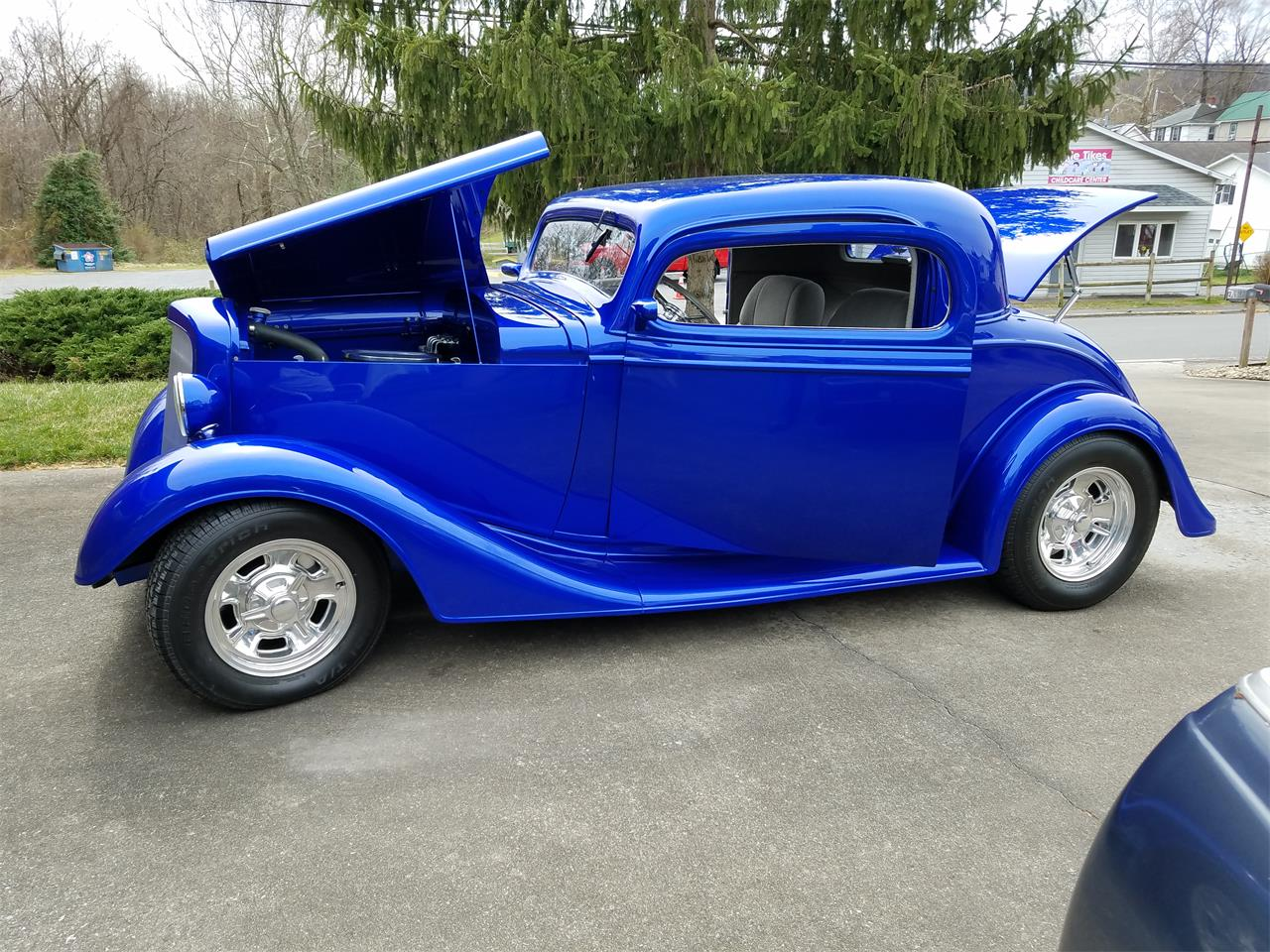 1934 Chevrolet Coupe for sale in Morgantown , WV
