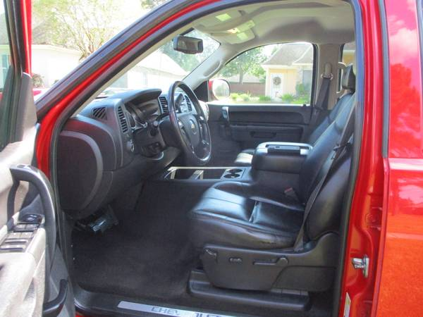 20012 Chevy Silverado 4x4 Black Widow for sale in Baton Rouge , LA – photo 11