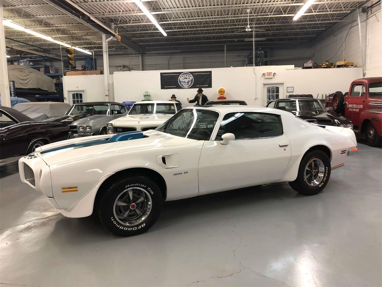 1970 Pontiac Firebird Trans Am for sale in North Royalton, OH – photo 4