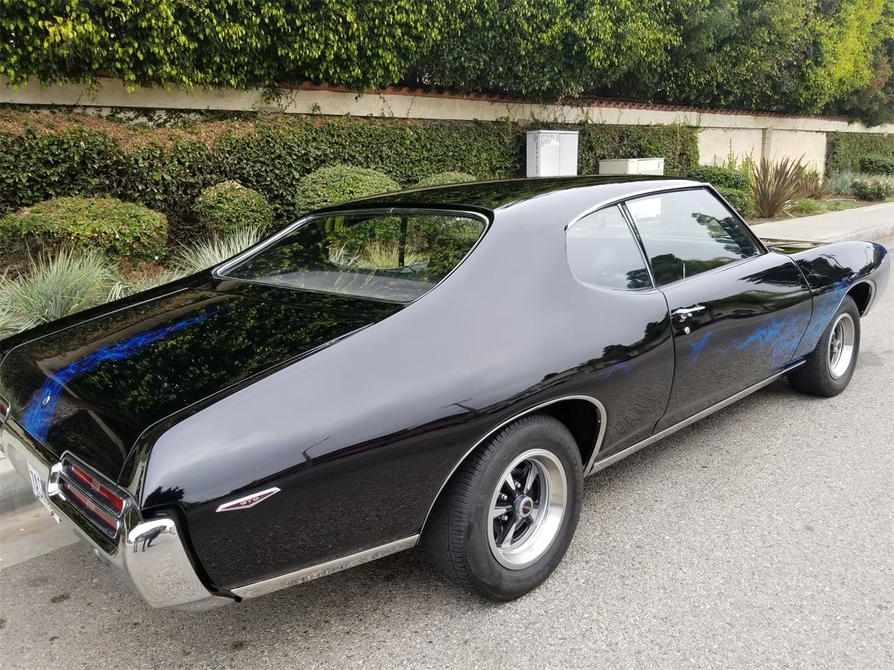 1969 Pontiac GTO for sale in Los Angeles, CA – photo 13