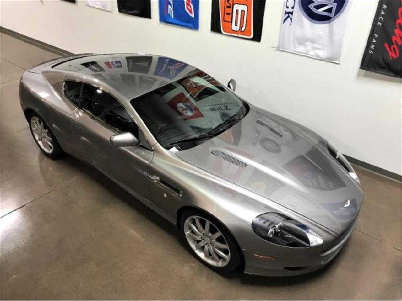 2006 Aston Martin DB9 for sale in Cadillac, MI – photo 19