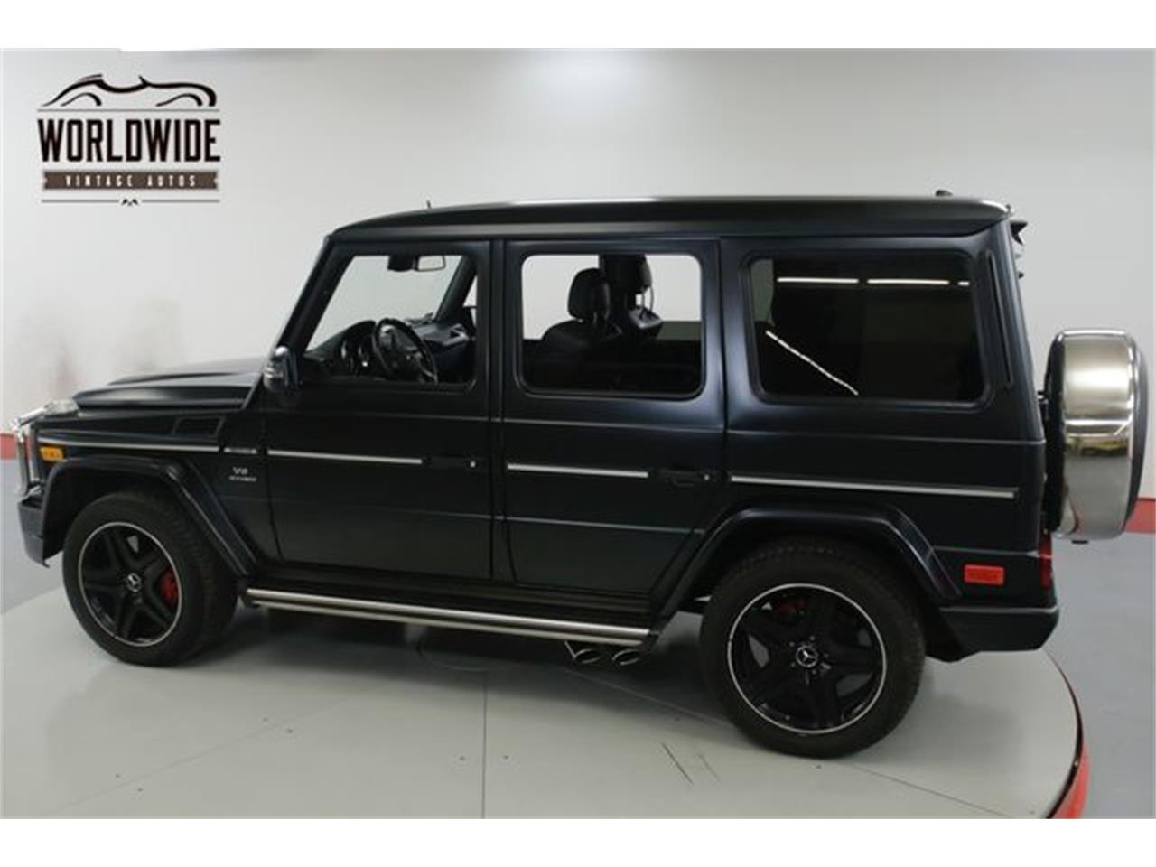 2014 Mercedes-Benz G63 for sale in Denver , CO – photo 16