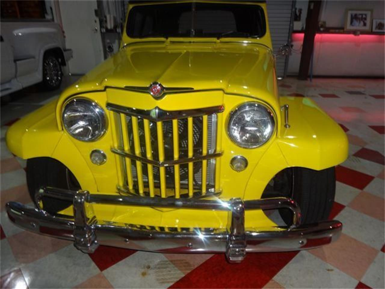 1948 Willys-Overland Jeepster for sale in Cadillac, MI – photo 17