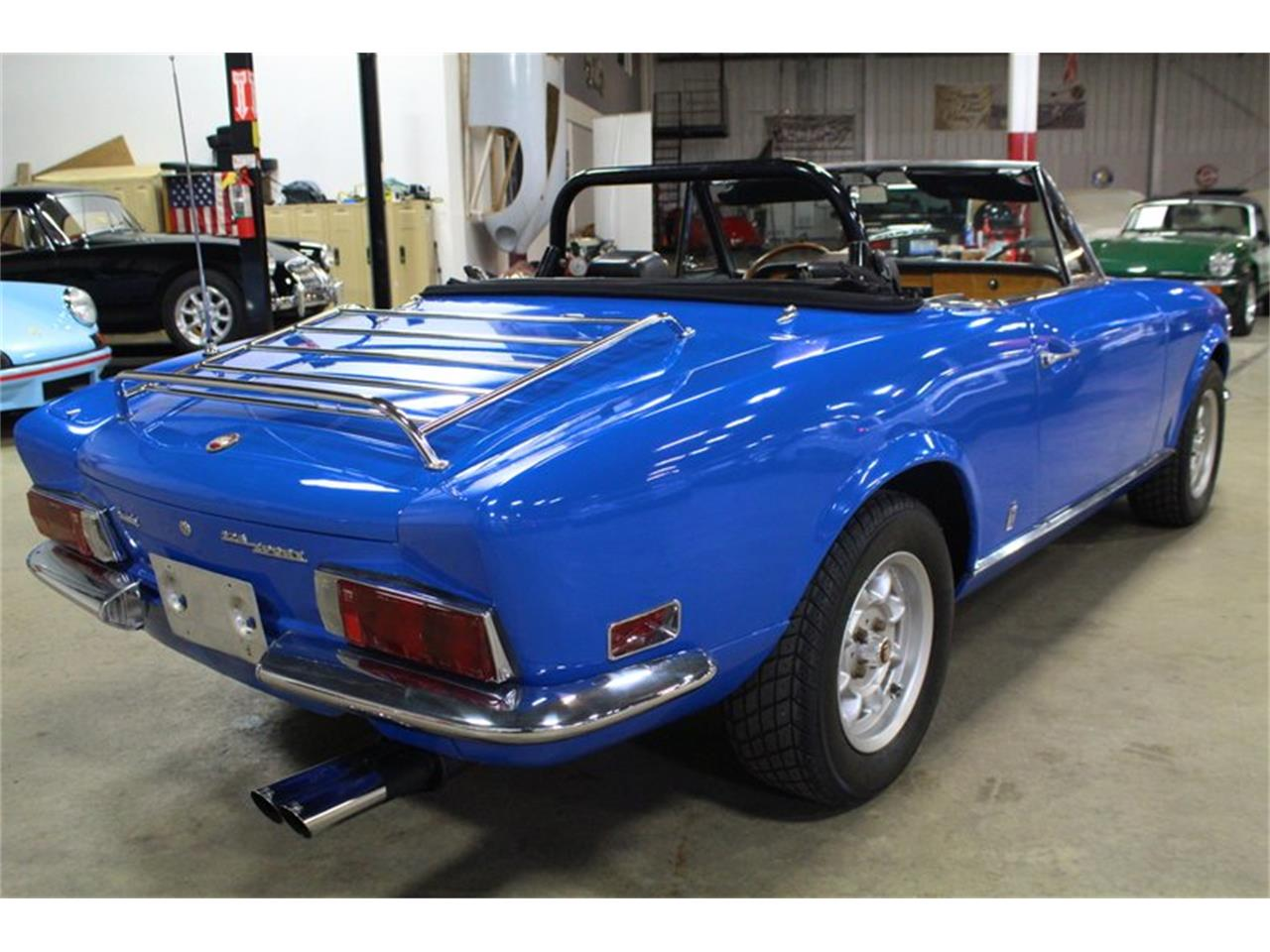 1972 Fiat Spider for sale in Kentwood, MI – photo 5