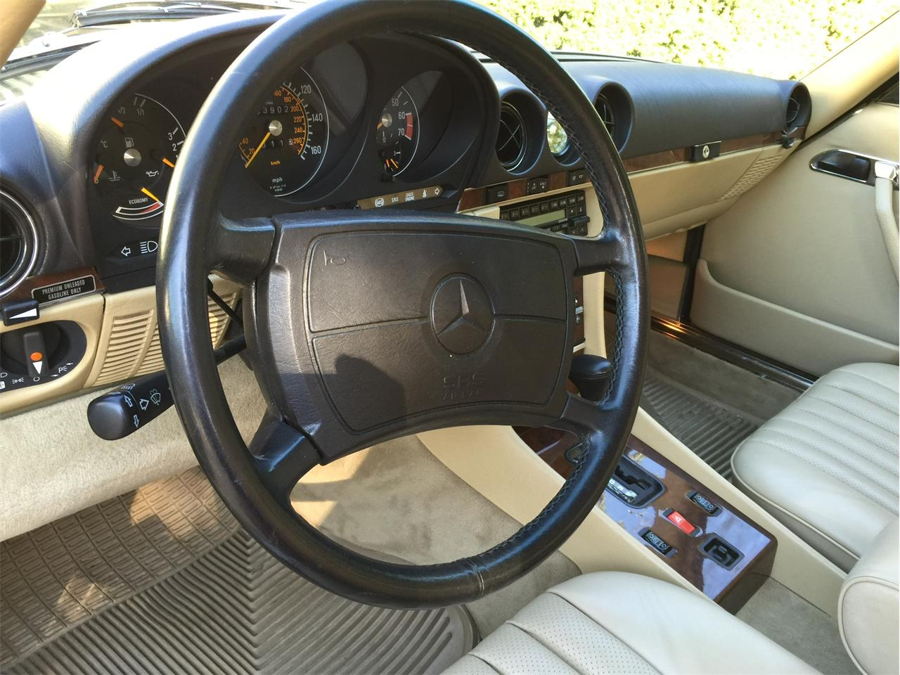 1989 Mercedes-Benz 560SL for sale in Mason, OH – photo 12