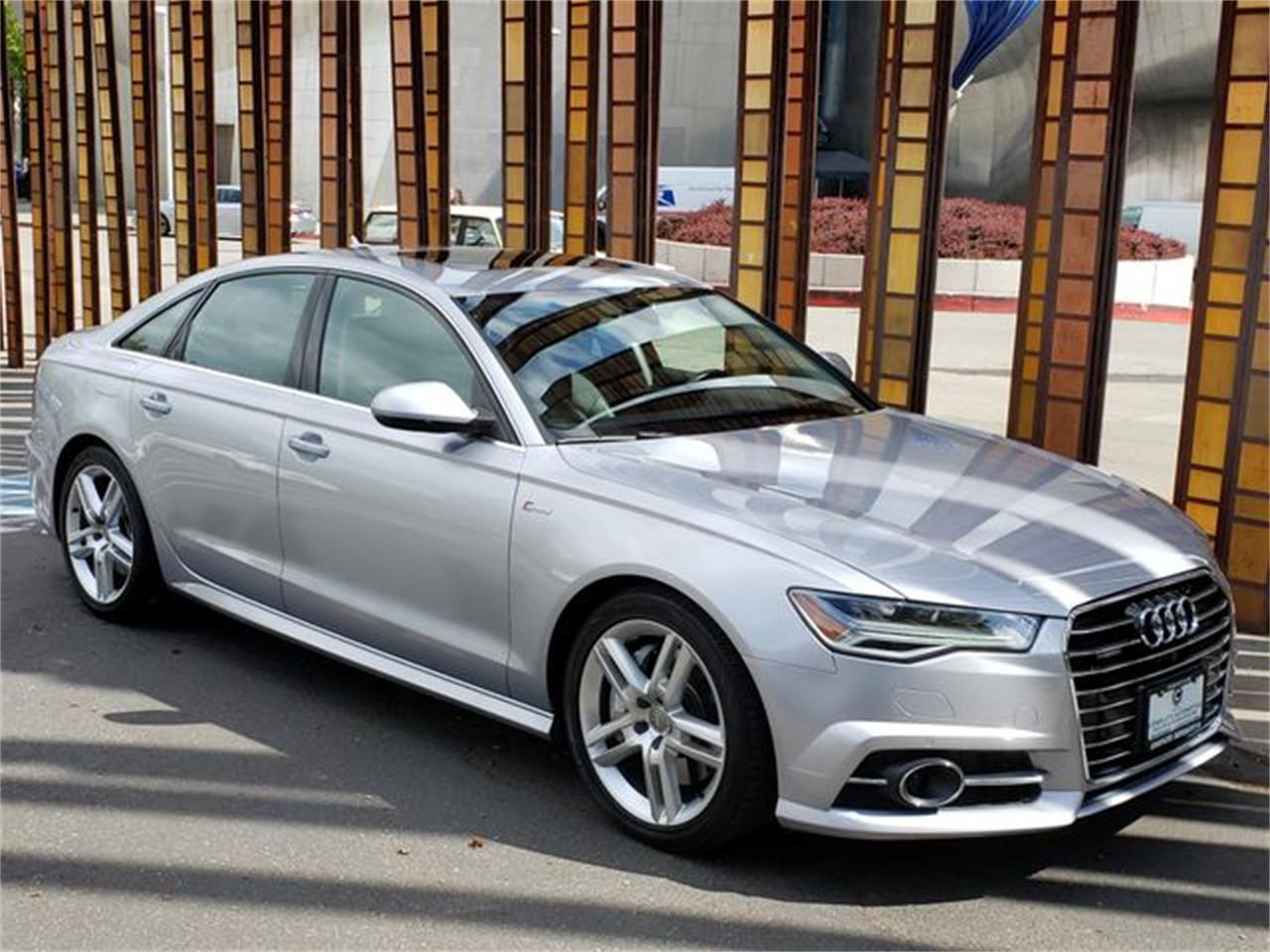 2016 Audi A6 for sale in Seattle, WA – photo 8