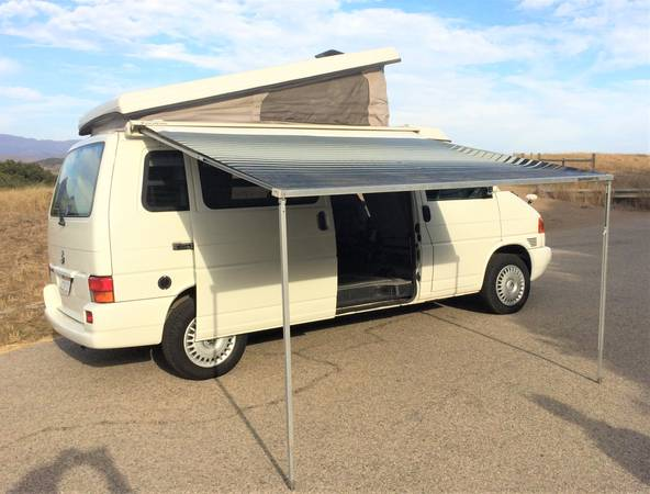 Eurovan Camper 1999 Loaded and Ready to Roll - $39000 for sale in Los Osos, CA – photo 9