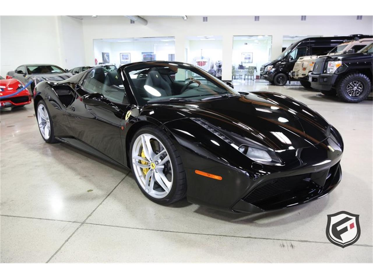 2017 Ferrari 488 for sale in Chatsworth, CA