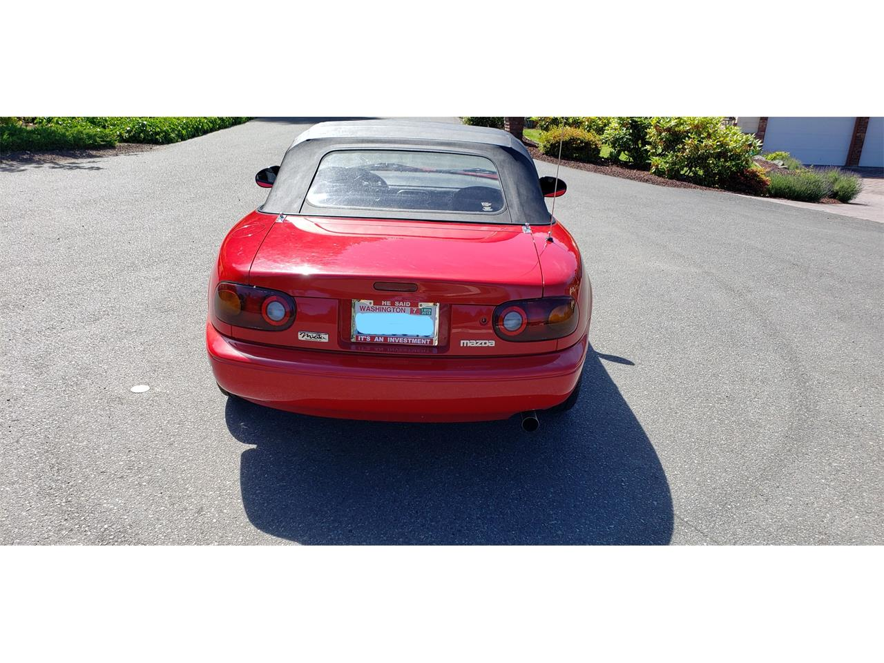 1991 Mazda Miata for sale in Camano Island, WA – photo 5