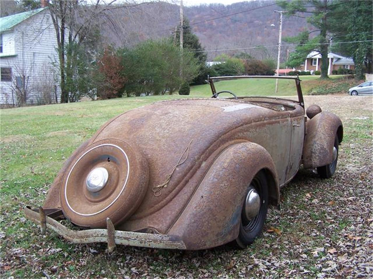 1936 Ford Custom Channeled Roadster for sale in Lynchburg, VA – photo 5