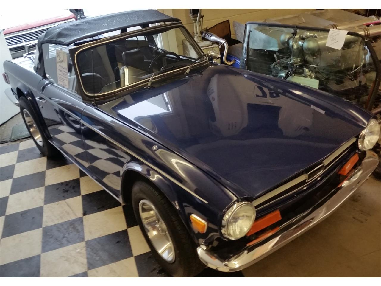 1973 Triumph TR6 for sale in Carnation, WA