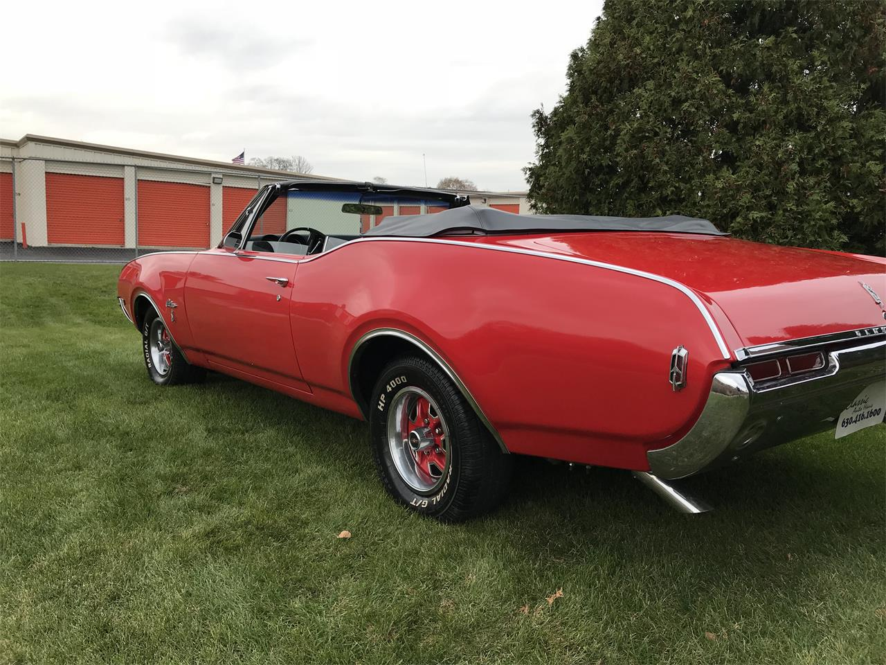 1968 Oldsmobile Cutlass for sale in Geneva, IL – photo 8