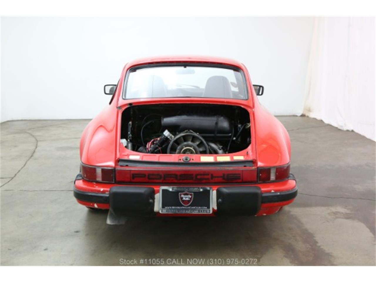 1975 Porsche 911 for sale in Beverly Hills, CA – photo 4