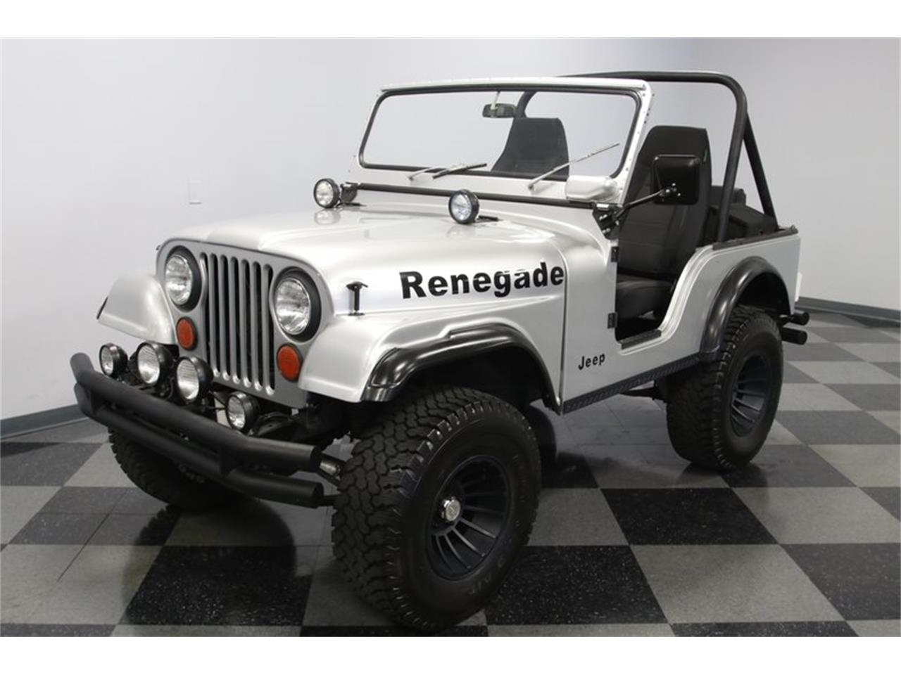 1971 Jeep CJ5 for sale in Concord, NC – photo 21
