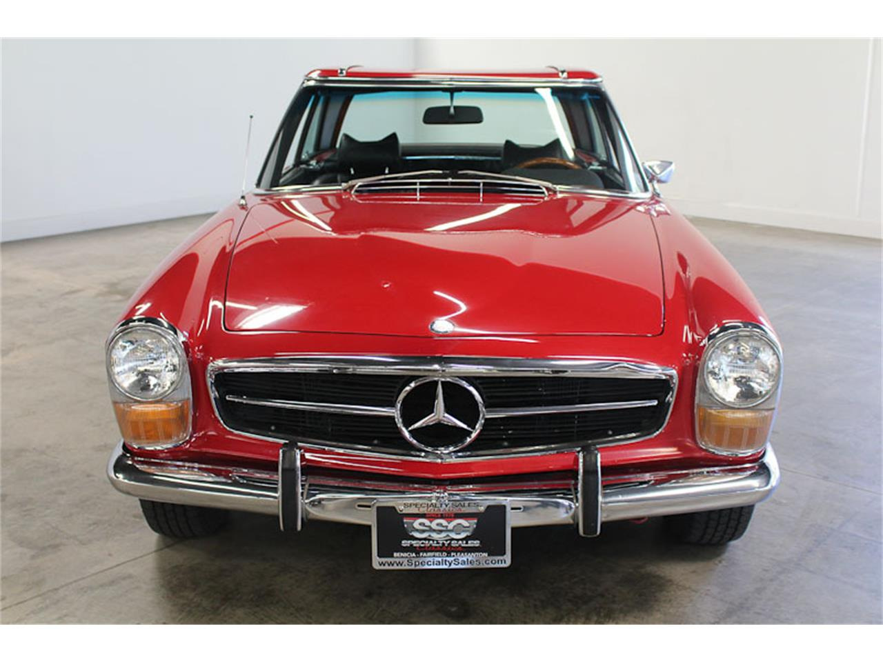 1970 Mercedes-Benz 280SL for sale in Fairfield, CA – photo 4