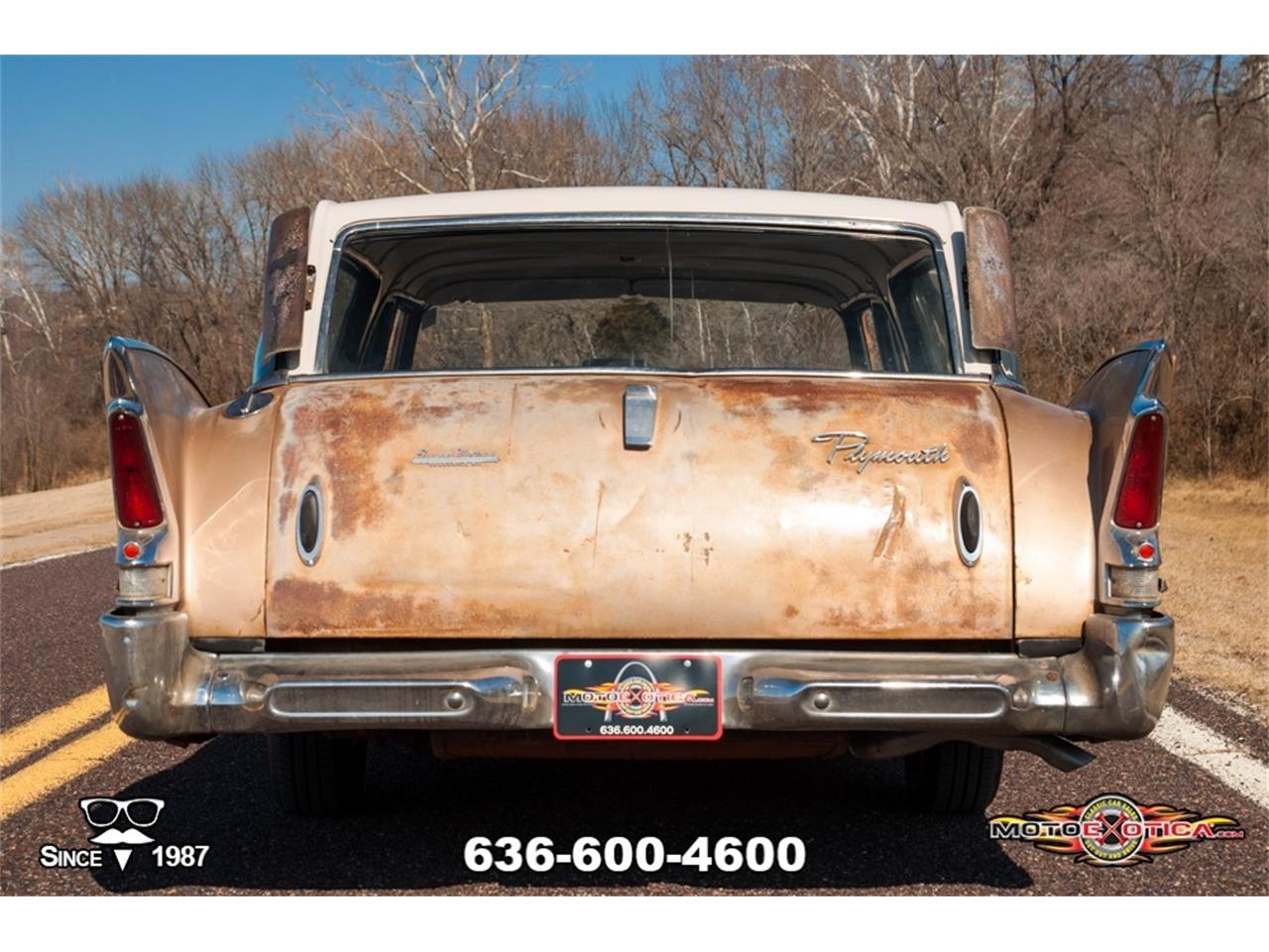 1960 Plymouth Station Wagon for sale in St. Louis, MO – photo 9