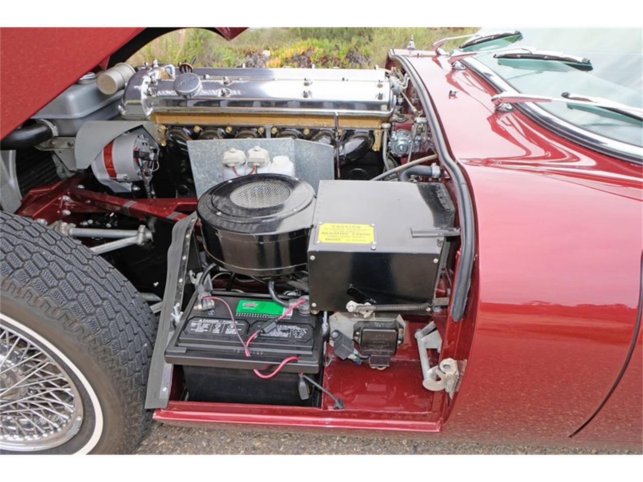 1967 Jaguar E-Type for sale in San Diego, CA – photo 46