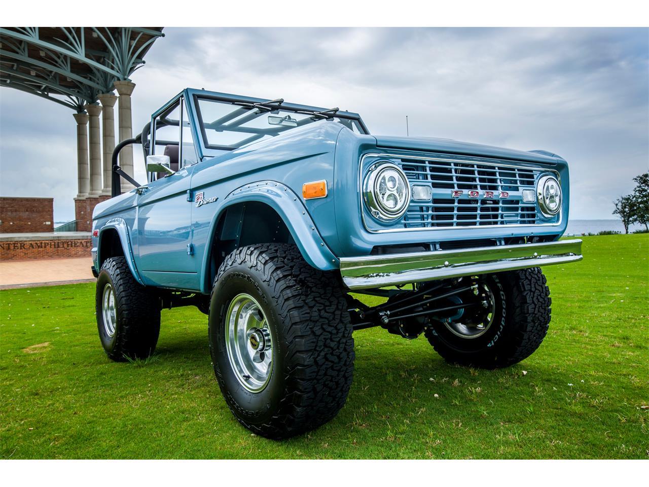 1974 Ford Bronco For Sale In Pensacola Fl Classiccarsbay Com