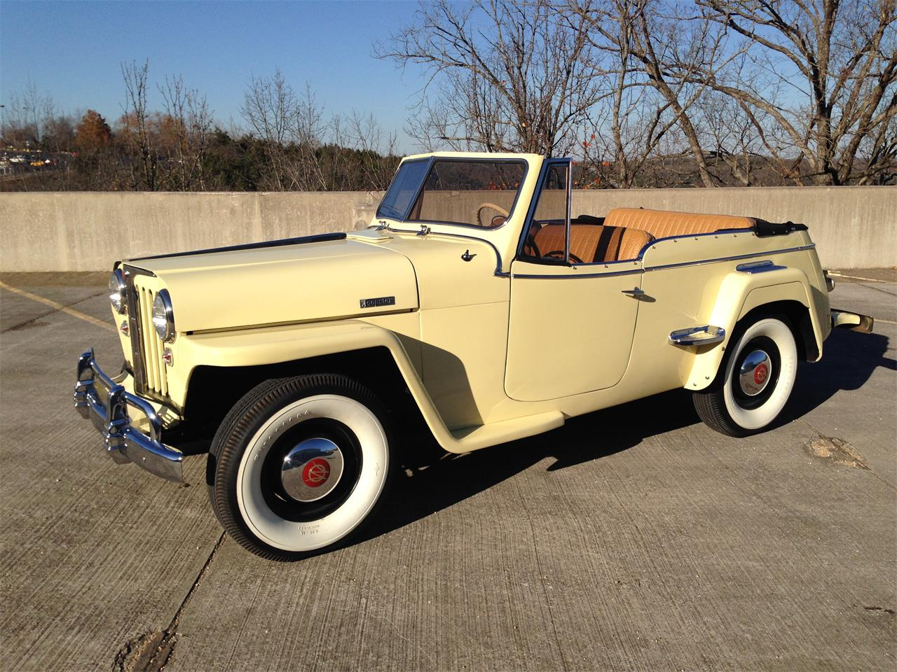 1949 Willys-Overland Jeepster for sale in Branson, MO – photo 3