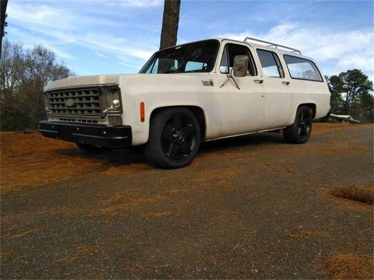 1976 Chevrolet Suburban for sale in Cadillac, MI