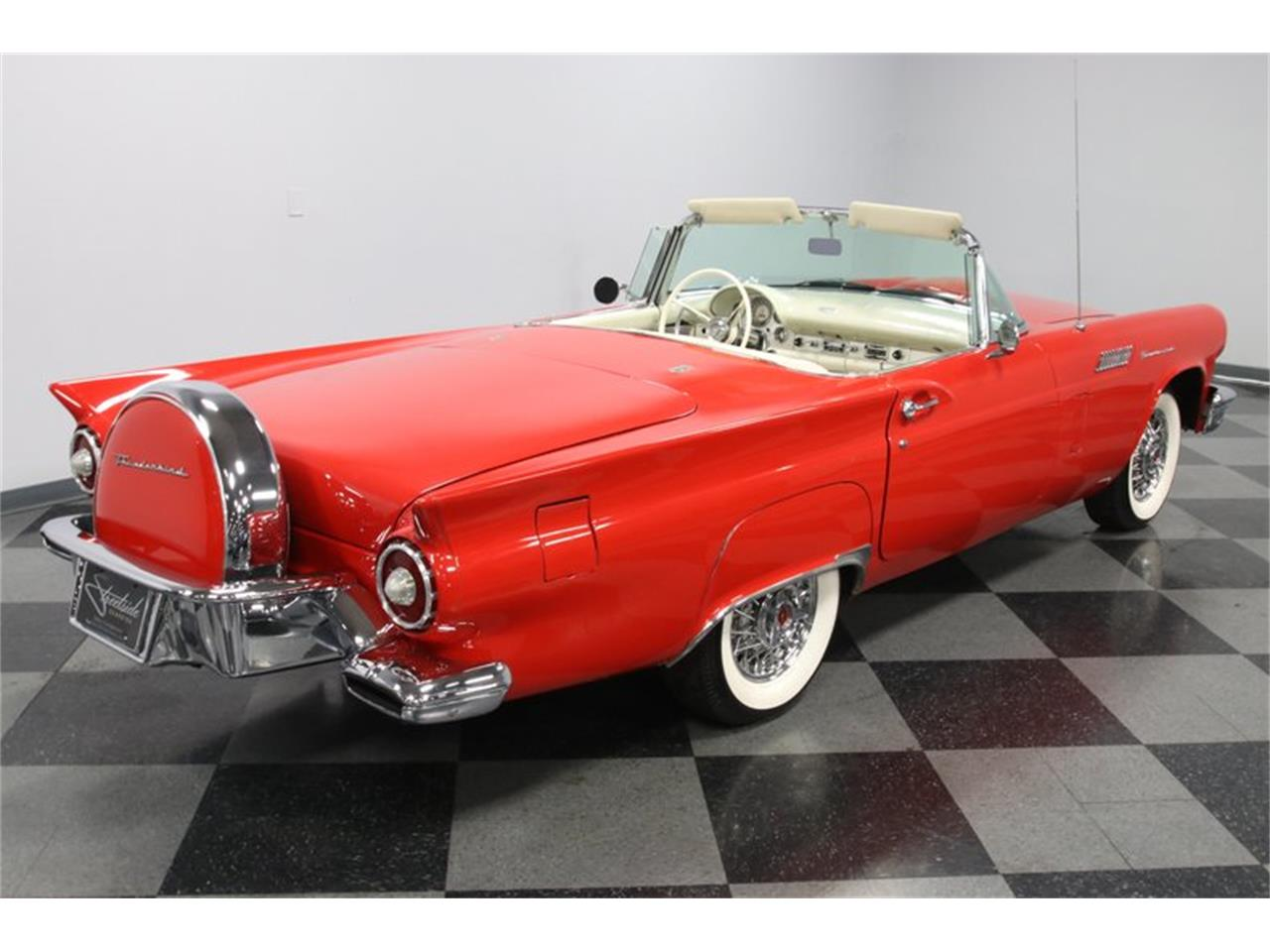 1957 Ford Thunderbird for sale in Concord, NC – photo 32